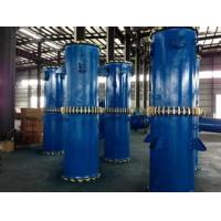 Wholesale Wendel enamel and baos steel Glass Lined Equipment , Glass lined column from china suppliers