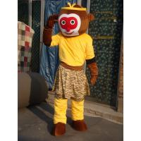 Wholesale monkey king mascot cartoon party costume  from china suppliers