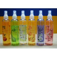 Wholesale 236ML customed refreshing body spray mist with lightly fragranced, floral bouquet from china suppliers