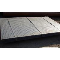 Wholesale Checkered Galvanized Steel Sheet In Coil , Metal Sheet Roll Hot Dipped from china suppliers