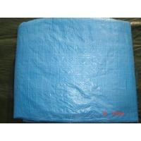 Wholesale 60gsm Blue PE Tarp Fabric from china suppliers