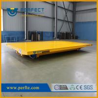 Wholesale Rail cable reel trolley trailer as transporter used in factory from china suppliers