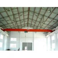 Buy cheap LX Model single beam suspension crane Cap.3T from wholesalers