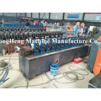 Wholesale Angle L Channel Cold Roll Forming Machine with Hydraulic Cutting Function from china suppliers