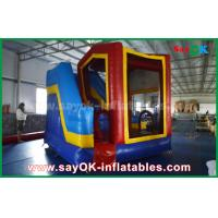 Wholesale PVC Outdoor Miniones Inflatable Bouncer Slide / Kids Bounce Jumping House from china suppliers