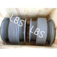 Quality Highly Efficient Wire Rope Reel Durable For Crane And Lifting Equipment for sale