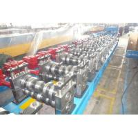 Wholesale Galvanised Coil Guardrail Rool Forming Machine 45Kw PLC Control from china suppliers