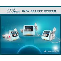 Wholesale Hifu Anti Aging Wrinkle Removal System Ares-HC 1.5mm 3.0mm 4.5mm Depth Treatment from china suppliers