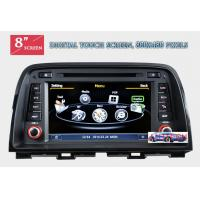 Wholesale Car Stereo for Mazda CX-5 CX5 GPS Navigation DVD Player, Radio Multimedia System Autoradi from china suppliers
