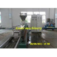 Wholesale 500kg / h PE PP Caco3 Color Masterbatch Twin Screw Extrusion Machine from china suppliers
