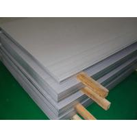 Wholesale 321 Cold Rolled Stainless Steel Sheet Brushed SS Plate 1000MM / 1219MM Width from china suppliers
