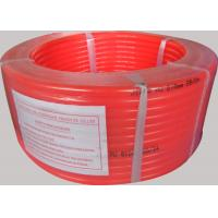 Wholesale Transmission Industrial 10mm Orange or Green color smooth belt PU Polyurethane Round Belt from china suppliers