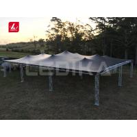 Wholesale Customized Size Stage Roof Truss Outdoor Event Promotion Canopy Roofing Screw Truss from china suppliers