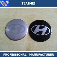 Wholesale ABS Chrome Car Side Body Stickers Car Badge Stickers Customed from china suppliers