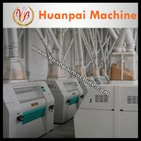 Buy cheap Turnkey Project Flour Grinding Machines with Price from wholesalers