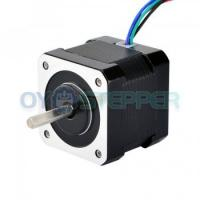 Nema size 17 stepper motor bipolar 45ncm 2a for Nema design b motor