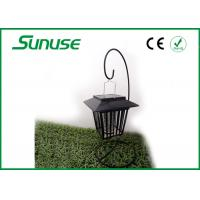 Wholesale Outdoor LED Solar Mosquito Killer Light with rechargeable batteries from china suppliers