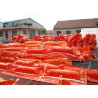 Wholesale PVC Floatation Oil Containment Boom oil absorbent boom from china suppliers