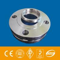 Wholesale A105 carbon steel plate flange ansi b16.5 from china suppliers