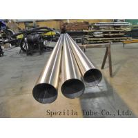 "Wholesale SS Welded Stainless Steel Sanitary Pipe Polished 1 1/2""x0.065""x20ft for high purity from china suppliers"