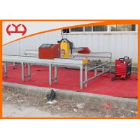 Wholesale Desk Gantry CNC Metal Sheet CNC Plasma Cutting Machine 1800 * 3500 Railway Size from china suppliers