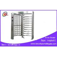 Wholesale Remote Control Full Height Turnstile Single Lane Type CE Approved from china suppliers