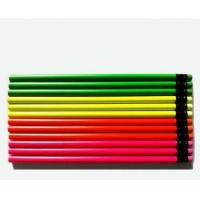 Wholesale Standard students HB wooden pencil color spray paint from china suppliers