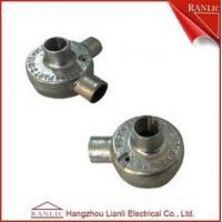 Buy cheap Trough Way Conduit Junction Box Back Outlet / Entry 20mm to 50 mm from wholesalers