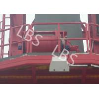Wholesale Heavy Offshore MarineTower Crane Winch For Mobile Cranes , Crawler Cranes from china suppliers
