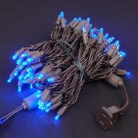 Wholesale 70 5mm Blue LED Christmas Lights from china suppliers