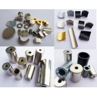 Wholesale High Quality Neodymium Cylinder Magnet (magnetic sheets) with nickel plating used in motor from china suppliers