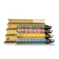 Wholesale MP C2800 Cyan Ricoh Printer Toner Color Compatible Ricoh Aficio MP C3300 from china suppliers