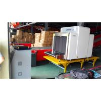 Wholesale 32mm Steel  Penetration  X Ray Luggage Scanner , Xray Machine Airport 0.4m/S Conveyor Speed from china suppliers