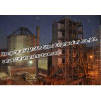 Wholesale Industrial Structural Steel Fabrications Bolivia Cement Plant from china suppliers