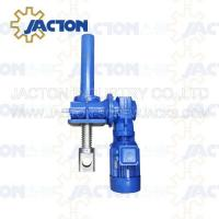 Wholesale 20T Machine Screw Jack Lifting Screw Diameter 65MM Lead 12MM Gear Ratio 8:1 and 24:1 from china suppliers