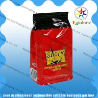 Wholesale Custom PE / AL / PET Stand Up Plastic Coffee / Tea Bags With Full Printing from china suppliers
