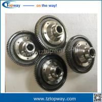 Wholesale electric rickshaw big differential gearbox gear ratio 1:10 for sale like changyun cy from china suppliers