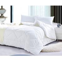 Quality Customized White Cotton 233 TC Duck Down Duvet For Sheraton Hotel for sale