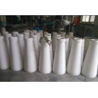Wholesale Well resistant alumina ceramic cone tube from china suppliers