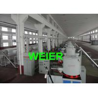 Wholesale Parallel Twin Screw WPC Extrusion Line For WPC Granules , SHJ Series 45kw motor from china suppliers