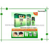Wholesale Yuda Pilatory Hair Regrowth Herbal For Men Hybrid Alopecia , Ginseng Angelica Extract / FDA from china suppliers