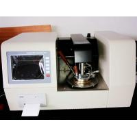 Quality GD-261D Automatic PMCC Pensky-Martens Closed Cup Flash Point Tester ( ASTM D93) for sale