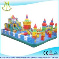 Wholesale Hansel Popular Inflatable Jumping Bouncer Clown Inflatable Bouncy Combo from china suppliers