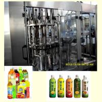Wholesale Fully Automatic Tea Hot Filling Machine / Packaging Machine 6000BPH 500ml Capacity from china suppliers
