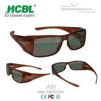 Wholesale Waterproof Master Image 3D Glasses For 4D 5D 7D 9D cinema / 3d Stereoscopic Glasses from china suppliers