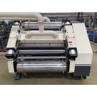 SF-280 Corrugated Paperboard Single Facer Machine Adopts Vacuum Suction Structure