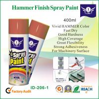 Wholesale 400ml Decorative Graffiti Hammer Spray Paint For Steel Door / Ceramic from china suppliers