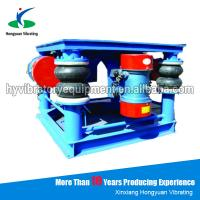 Wholesale price for vibrating table for concrete mould with double motor from china suppliers