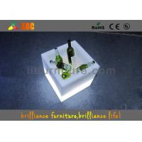 Wholesale PE Wireless Remote Control LED Ice Bucket , Bar Liquor Ice Bucket from china suppliers
