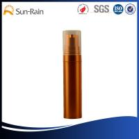 Wholesale 5ml Mini lotion plastic Airless Pump Bottle /  tubes for skin care from china suppliers